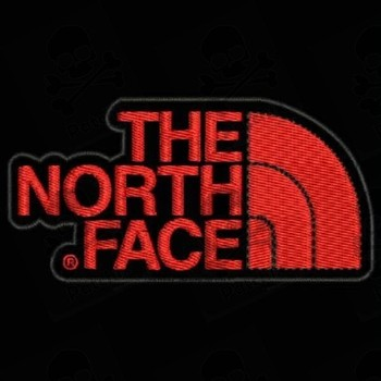 Iron Patch THE NORTH FACE Patch Brode Toppa Ricamata Gestickter Patch Remendo Bordado