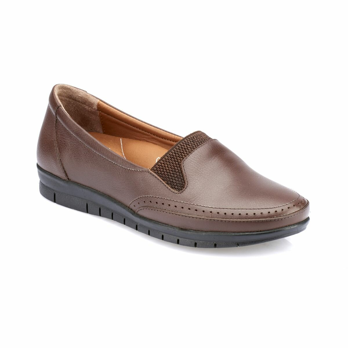 FLO 82. 100171.Z Brown Women 'S Shoes Polaris 5 Point
