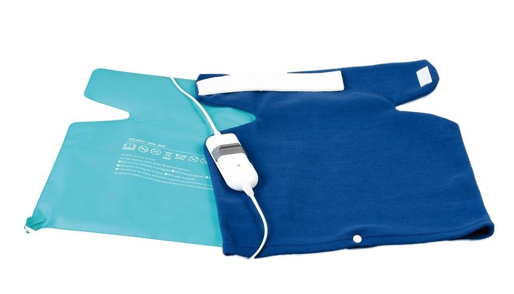 Oreiller electrique CERVICAL 60W couverture chaleur TERAPEUTICA TERAPEUTICO physiothérapie