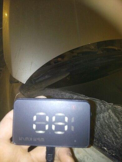 -- Cabeça Display Velocímetro