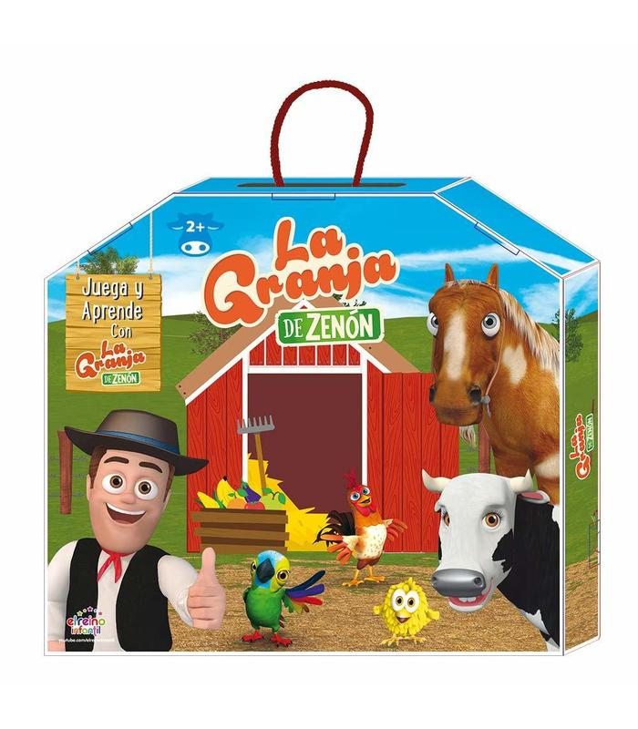 Play And Learn With The Zenon Farm Toy Store