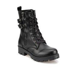 FLO 92.509677.F черные женские детские ботинки Polaris