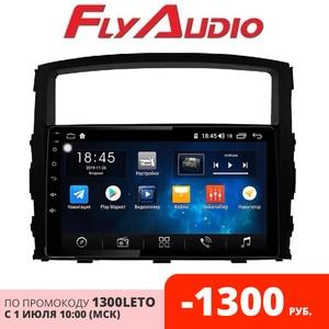 Автомагнитола Android GPS для Mitsubishi Pajero 2006-2012