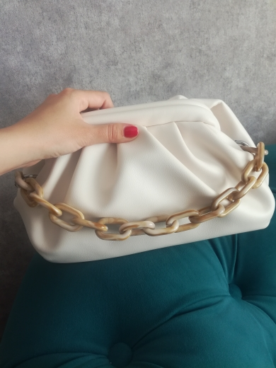 Candy Color PU Leather Shoulder Bags