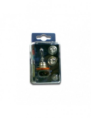 JBM 50523 MINI CASE LAMPS HB3 12V