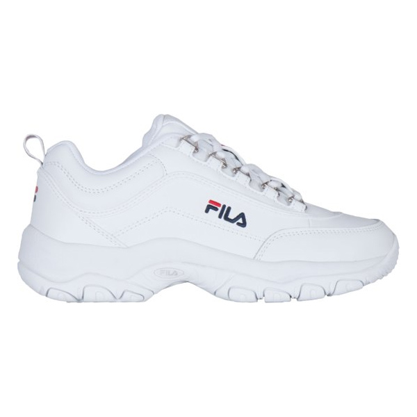 Running Shoes For Adults Fila ATRADA LOW White