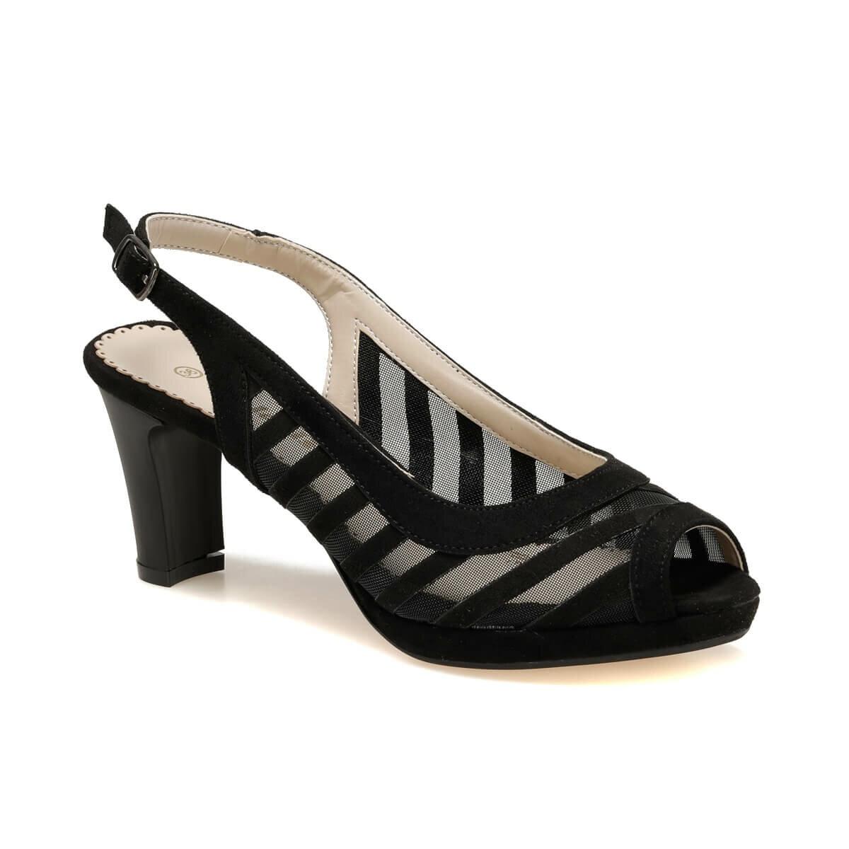 FLO 91. 313147.Z Black Women Shoes Polaris