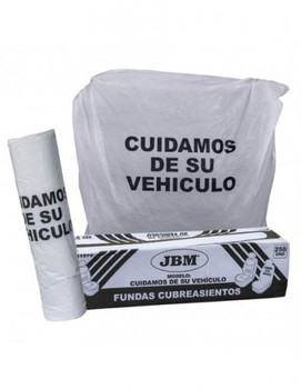 JBM 51978 ROLL PROTECTIVE CASES 25MC 250uds.