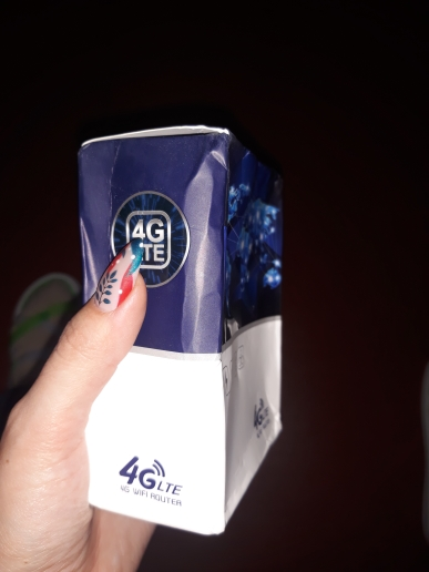 Portable modem 4G LTE Wifi Router - Mobile Wifi Wireless Hotspot Repeater