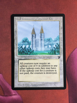 The Tabernacle At Pendrell Vale Legends Magician ProxyKing 8.0 VIP The Proxy Cards To Gathering Every Single Mg Card.