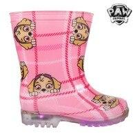 Led가있는 아동용 워터 부츠 Paw Patrol 73480 Pink -