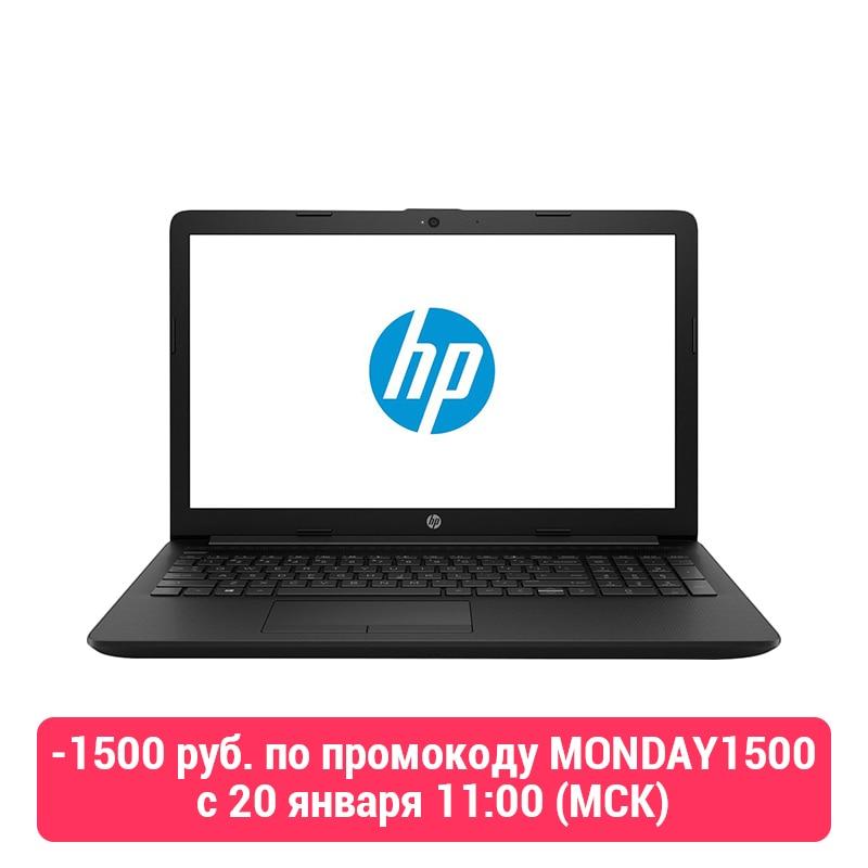 """Laptop HP 15-db0112ur 15.6""""/A6-9225/4GB/500GB/noODD/AMD M520/DOS/Black (4JY11EA)"""