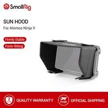 """SmallRig Màn Hình Hood Che Nắng Cho Atomos Ninja V 5 """"4K HDMI Ghi Âm Máy Lồng Màn Hình Trời Hood  2269"""