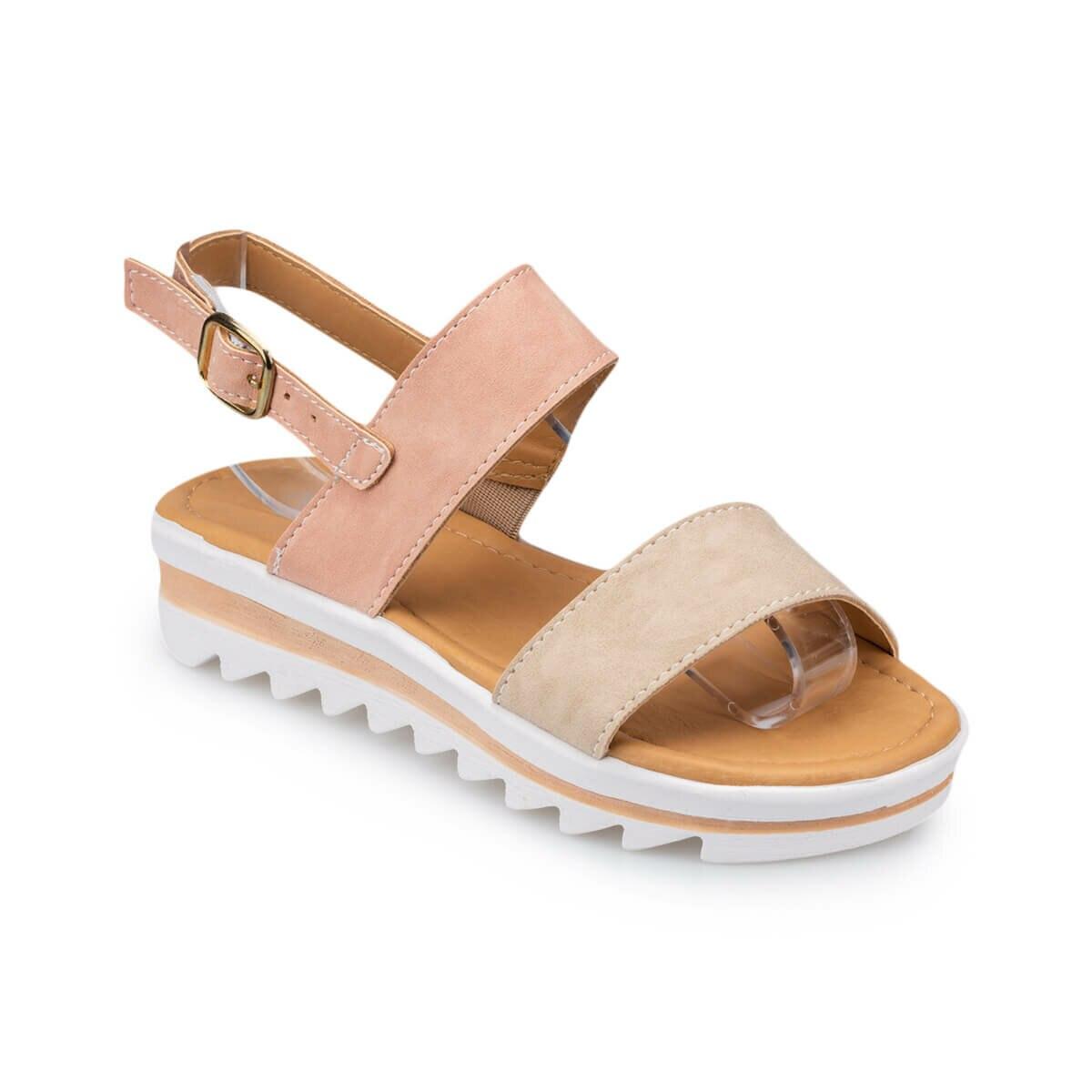 FLO 91.511272.F Powder Female Child Sandals Polaris