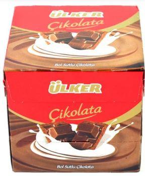 Ülker czekolada mleko kwadrat pyszne pyszne czekolada tanie i dobre opinie Mężczyzna 12 + y DE (pochodzenie)