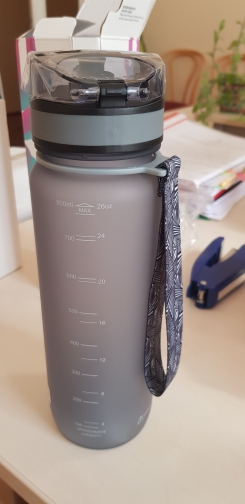 Hot Sports Water Bottle 500ML 1000ML Protein Shaker Outdoor Travel Portable Leakproof Drinkware Plastic My Drink Bottle BPA Free|bpa free plastic|protein shakerbpa free - AliExpress