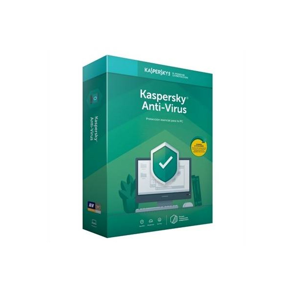 Home Antivirus Kaspersky Total Security MD 2019 (5 Devices)