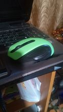 I liked the mouse. The shape is comfortable, snaps, but very quiet