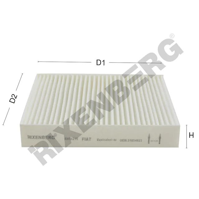 Killer Filter Replacement for FIAT 70264745