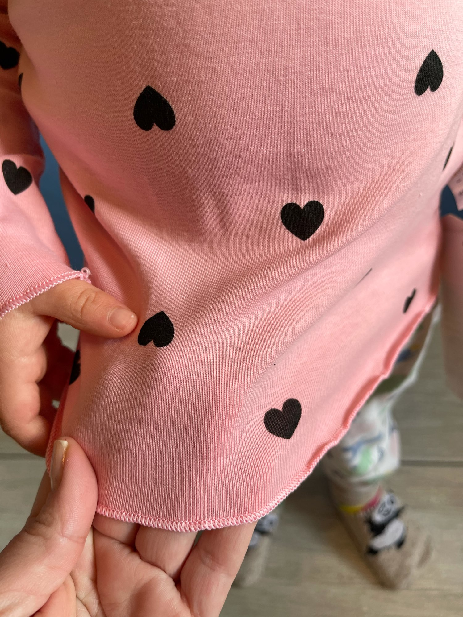 LILIGIRL 100% Cotton Girls T-Shirt Long-sleeve Baby Kids Turtleneck Bottoming Shirt for Children Clothes New Spring Girl Tops photo review