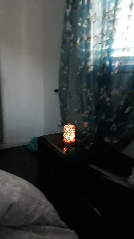 LED Night Light 3D Firework Lamp Air Humidifier Aroma Oil Diffuser Mist Ultrasonic Sprayer