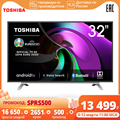 Tелевизор 32 дюйма Toshiba 32L5069 Smart TV andriod TV Voice search chromecast built-in 2432 дюймов ТВ-наборы