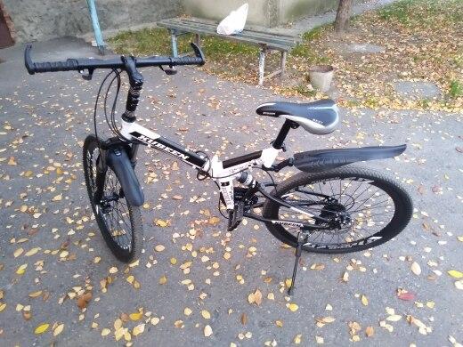 Bicicleta 26-polegada Aço-velocidade Bicicletas