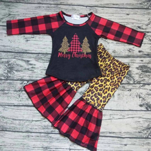 Baby Girls Christmas Outfits Clothes, Infant Girls Boutique Sets, Fall Plaid Boutique Kids Clothing fornite джемпер sugarhill boutique sugarhill boutique su017ewxvs43