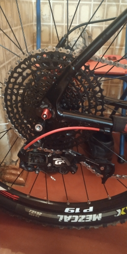 -- Kassette Ultraleicht Fahrrad