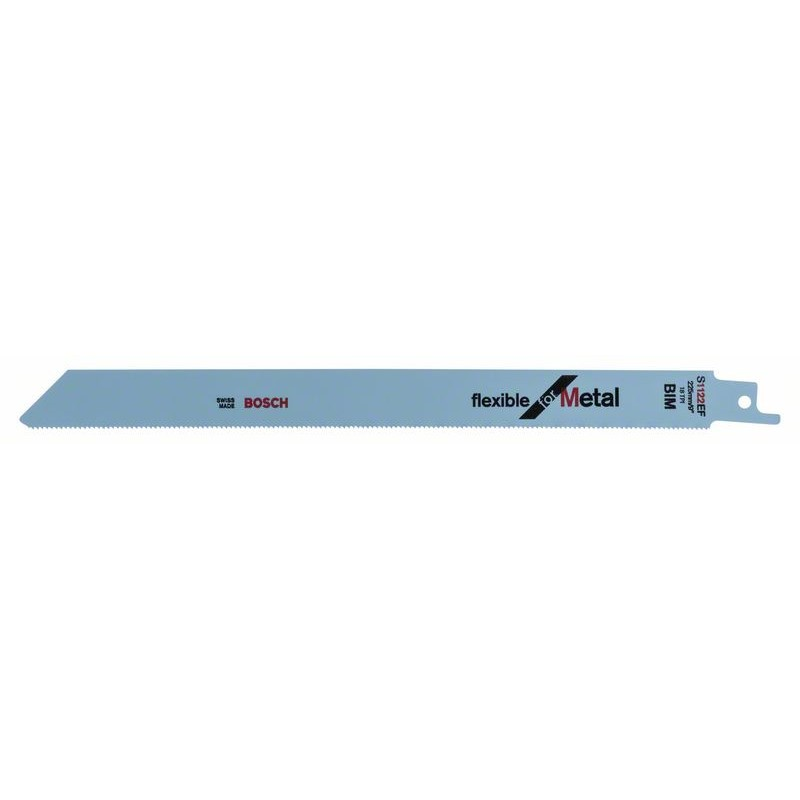 BOSCH-saw Blade Sable S 1122 EF Bendable For Metal