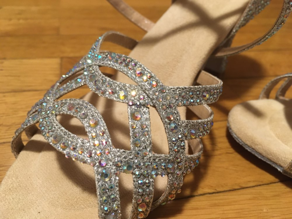 Sapatos de dança Quente Quente Sapatos