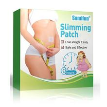 20pcs/box Belly Patch Chinese Medicine Potent Slimming Patch Paste Sticker Fat Burning Weight Loss Slim Patch Slimming Product
