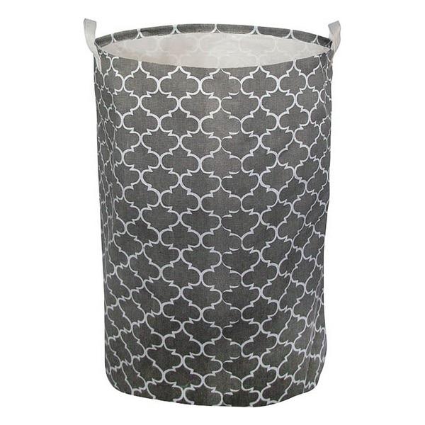 Laundry basket Grey 111102|Foldable Storage Bags| |  - title=