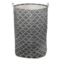 Laundry basket Grey 111102|Foldable Storage Bags| |  -