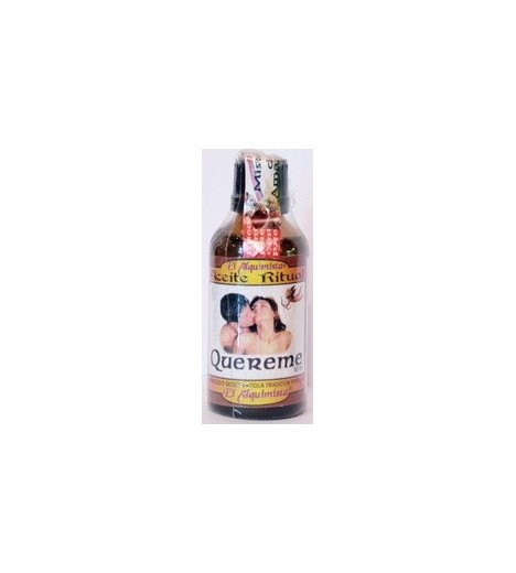 OIL QUEREME Ritualized, Made In Spain