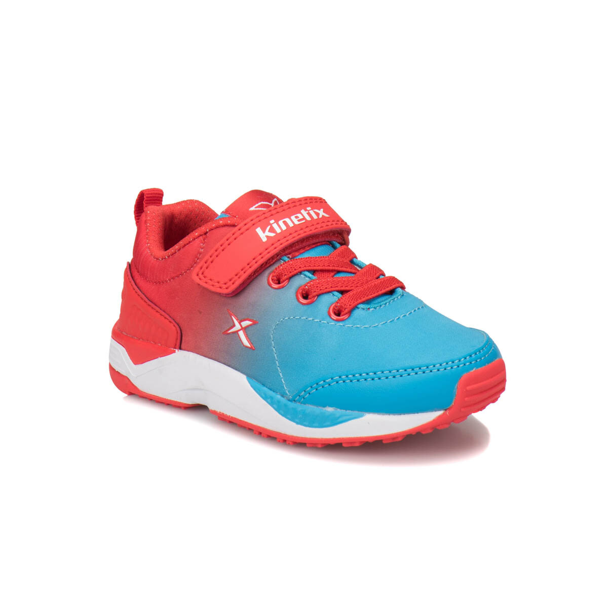 FLO INFLAT Red Male Child Sneaker Shoes KINETIX