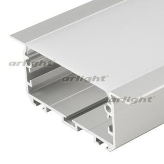 028919 Profile KLUS-POWER-W50-FS-2000 ANOD [Aluminum]-2 M. ARLIGHT-LED Profile Led Strip/KLUS Line Light.
