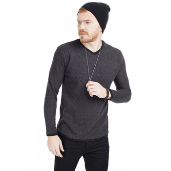 Buratti V Collar Slim Fit Sweater MALE SWEATER 55618 K8711 1