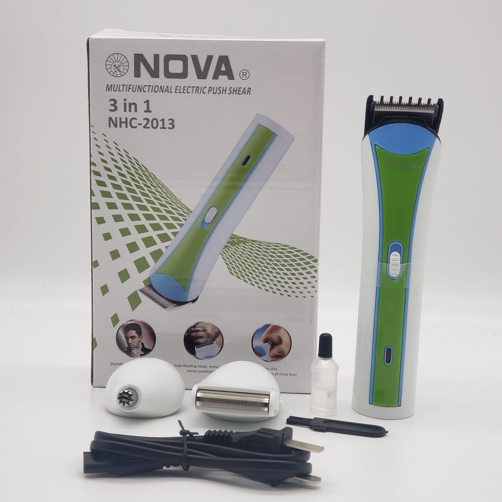 Short HAIR, Beard, NOSE NOVA NHC-2013