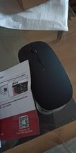 Cool Mouse. Connection is easier nowhere. Even to the phone on the Bluetooth connects.