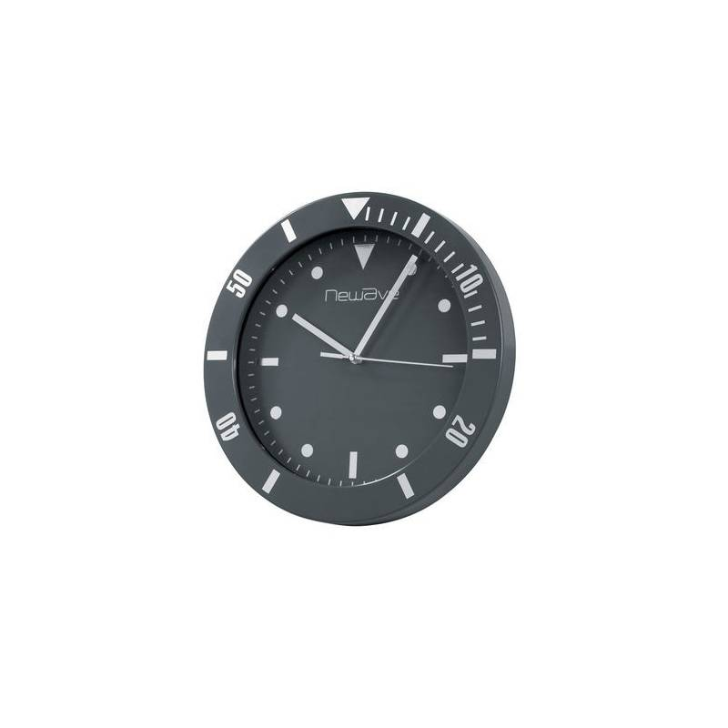 Plastic Wall Clock Newave