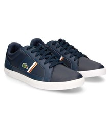 Lacoste shoe White color for Sports man
