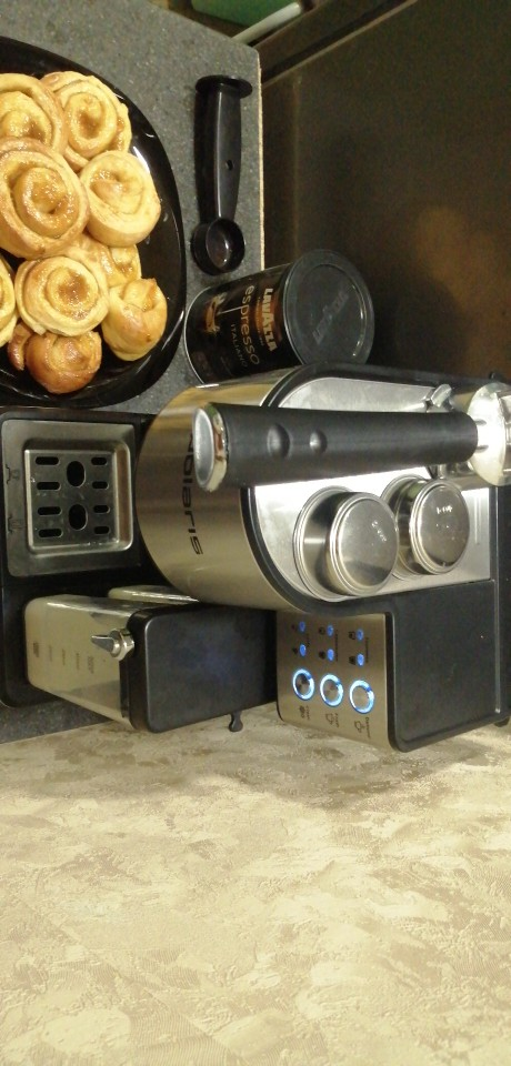 Coffee maker Polaris PCM 1536e adore supplier appliances for kitchen|Coffee Makers|   - AliExpress