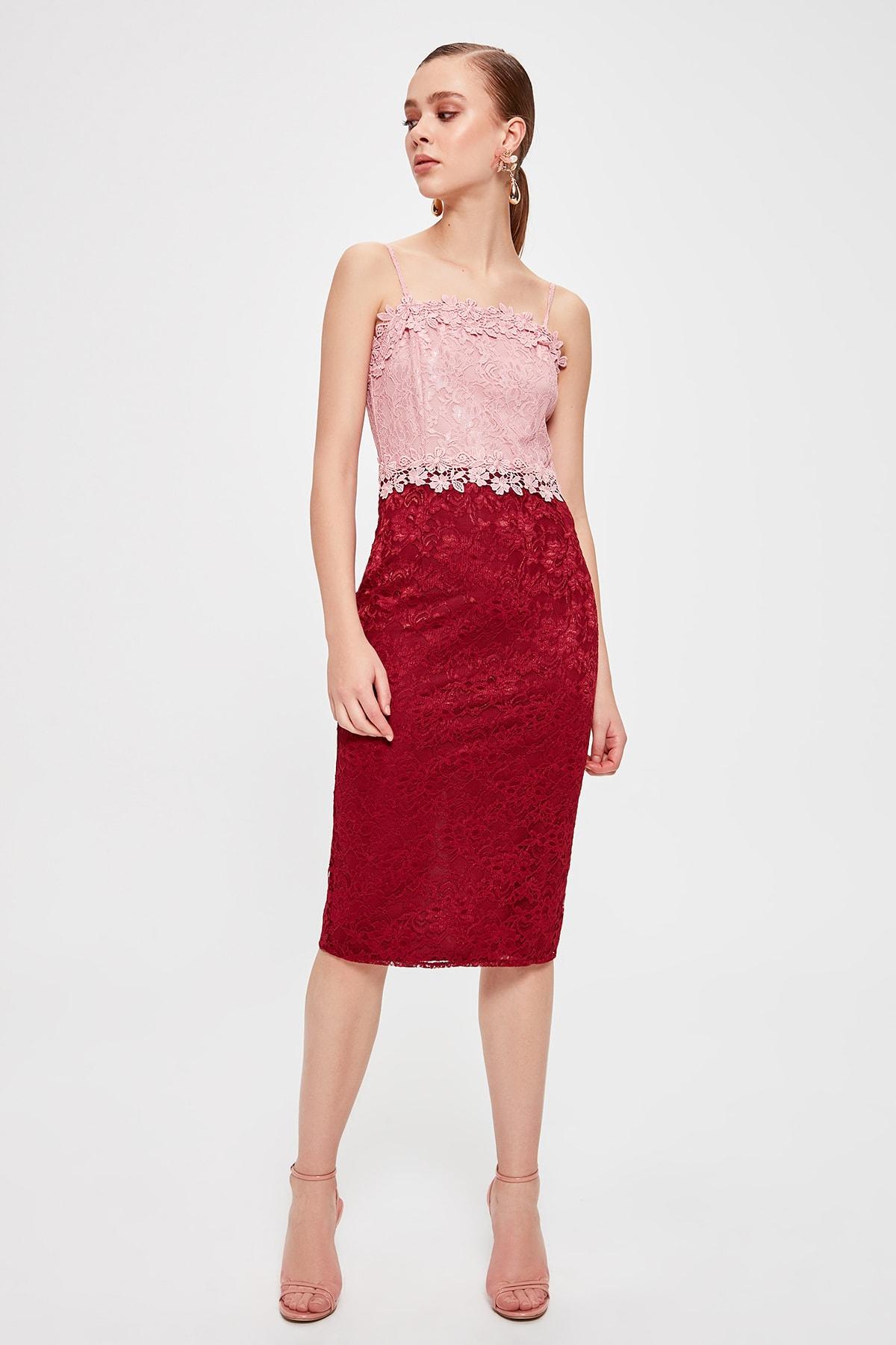 Trendyol Lace Detail TPRSS20EL0068