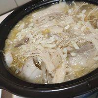 酸菜白肉锅的做法图解12