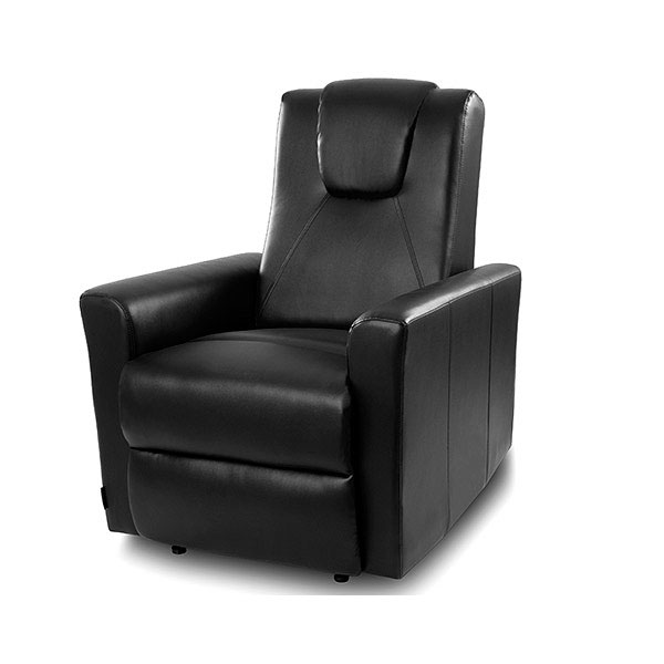 Schwarz Massieren Einfach Stuhl Cecorelax 6151