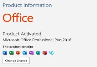 Office 2016 Pro Plus photo review
