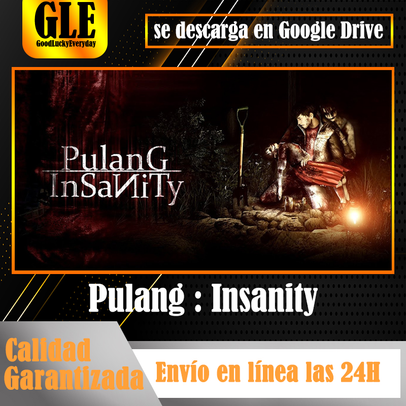 Pulang: Insanity PC Video Games Steam Games Download by Google Drive Unzip with Winzip Winrar image