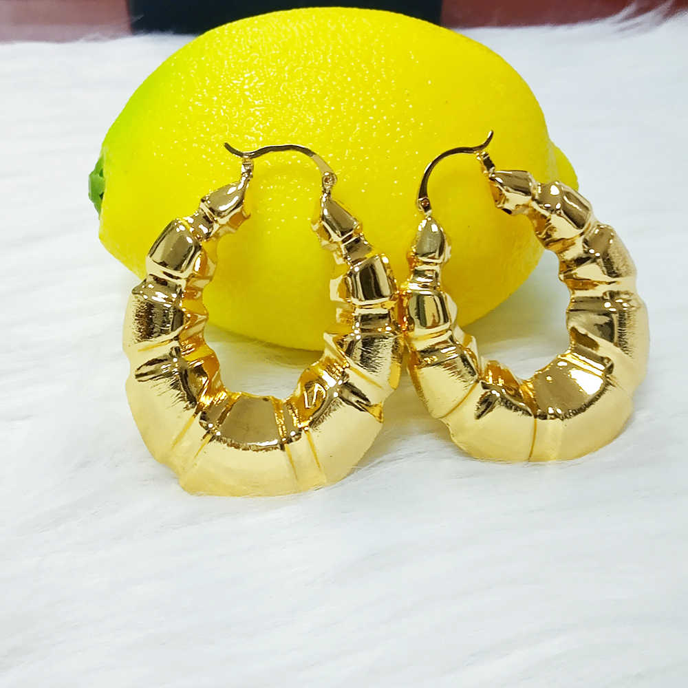 Mirafeel 銅ゴールドイヤリングジュエリーホットデザインアフリカ女性のイヤリングウェディングギフトのピアスアクセサリー