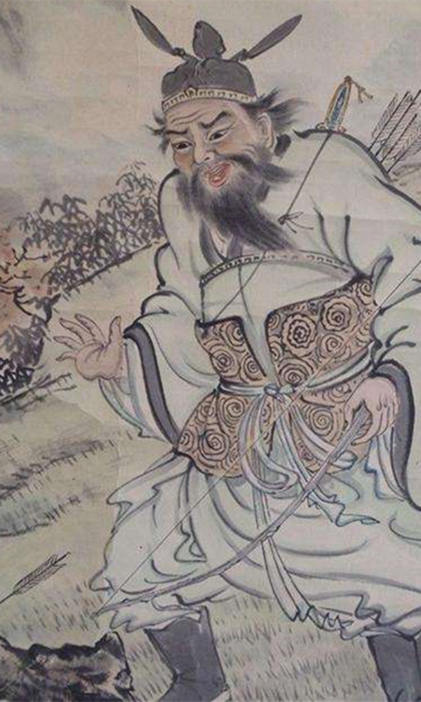 《李广》封面图片